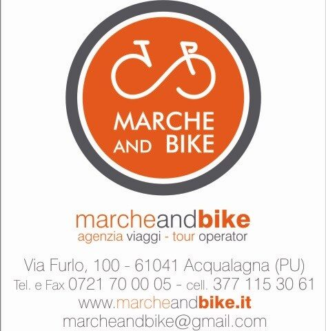 marche and bike logo